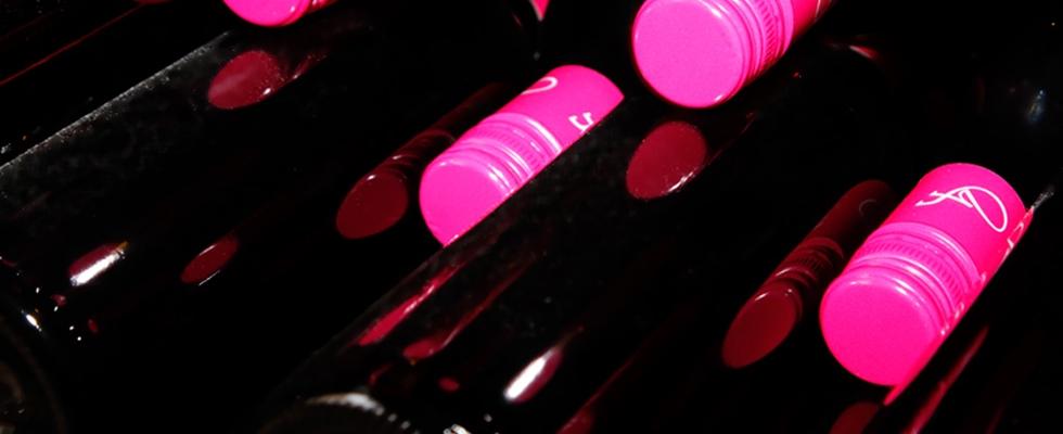 Weinflaschen – Produktfotografie