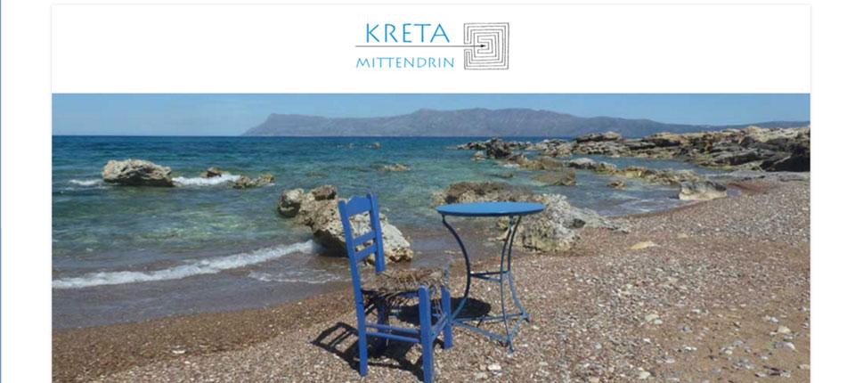 Projekt Kreta mittendrin