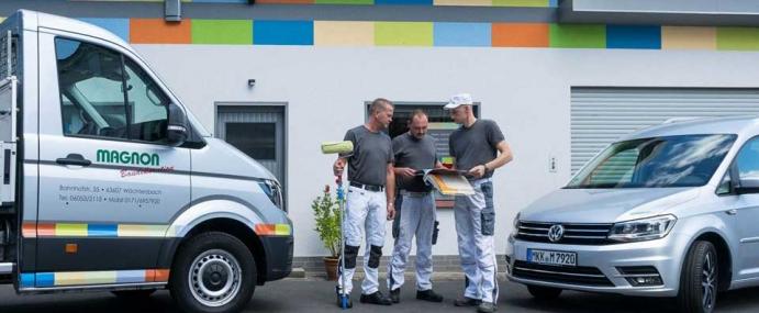Magnon Baudekoration geht online